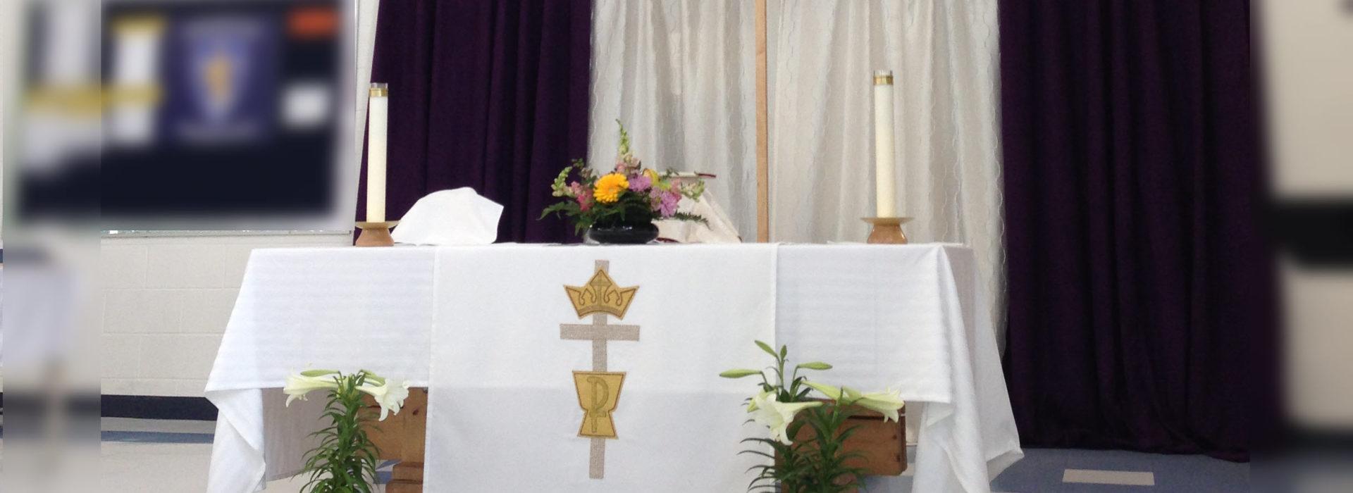 altar ready